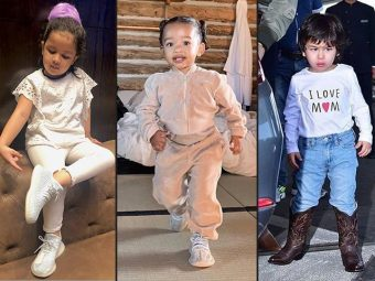 9 Fashionable Celeb Kids Who Redefine The Phrase 'Chota Packet Bada Dhamaka'