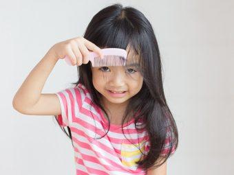 बच्चों के बाल झड़ने के कारण, लक्षण व घरेलू उपाय | Bachho Ke Baal Jhadna