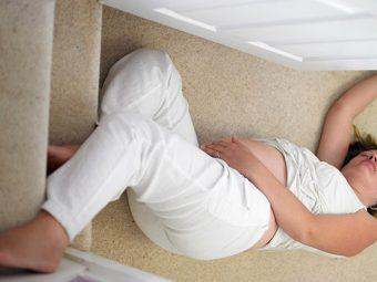 क्या प्रेगनेंसी में गिरने से अजन्मे शिशु को नुकसान पहुंच सकता है? | Pregnancy Me Girne Se Kya Hota Hai