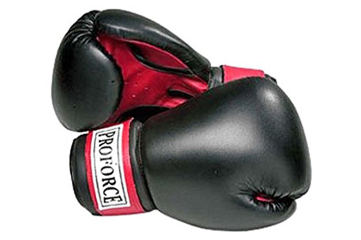Pro Force Leatherette Boxing