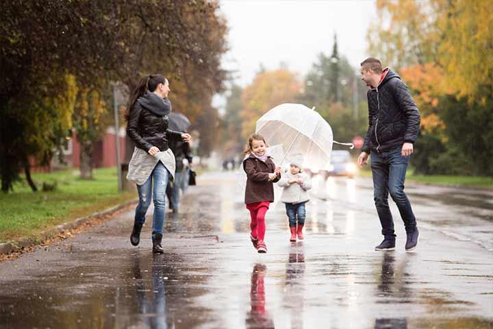 Rainy picture