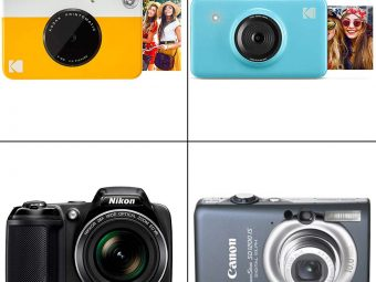 13 Best Digital Cameras For Teenagers In 2021