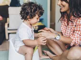 बच्चों को पॉटी ट्रेनिंग कब और कैसे दें? | Bacho Ko Potty Training Kaise De