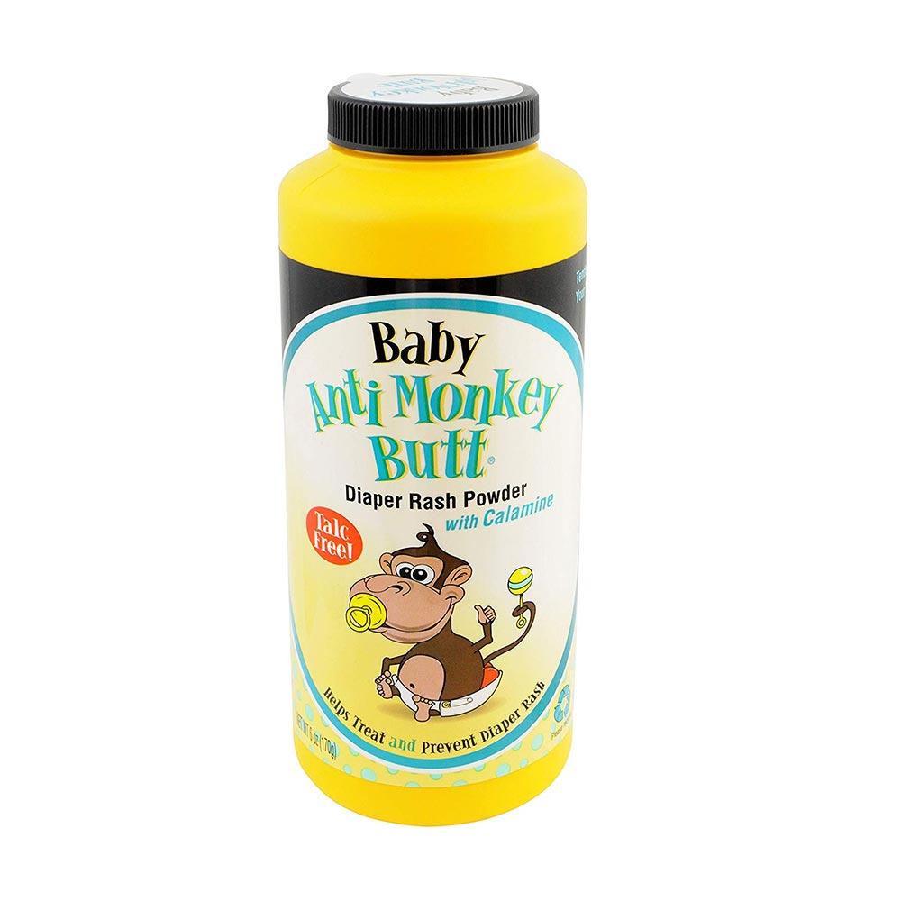 Anti Monkey Baby Butt Powder