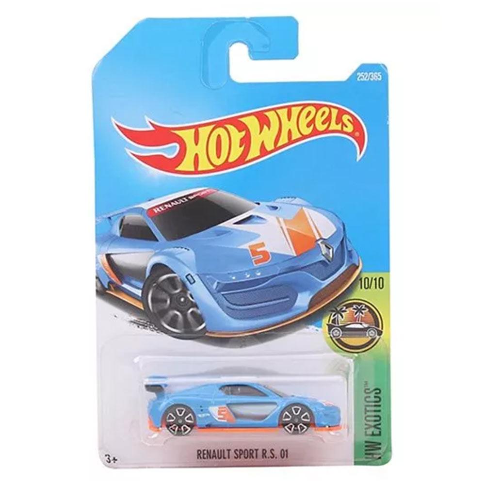 Hot Wheels HW Exotics Die Cast Toy Car