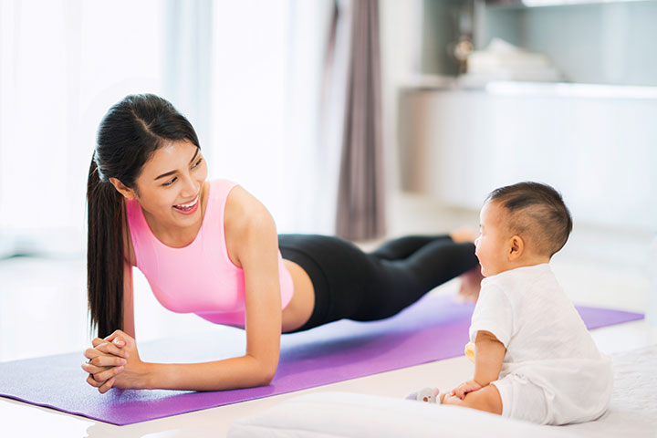 It Can Help In Losing Pregnancy Weight