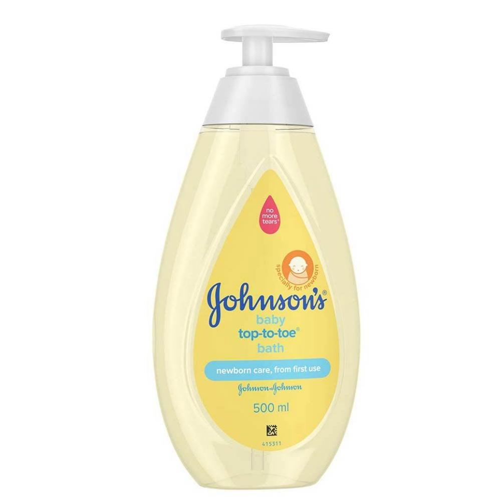 Johnson's Baby Top to Toe Bath wash