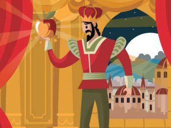 राजा मिडास और गोल्डन टच की कहानी   King Midas And The Golden Touch In Hindi