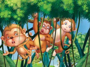 बंदर और टोपीवाले की कहानी | Topiwala Aur Bandar Ki Kahani