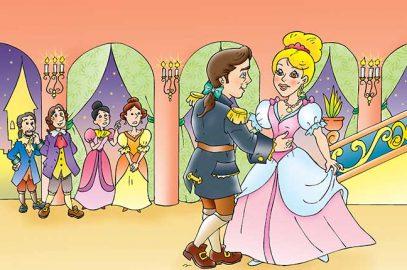 सिंड्रेला की कहानी   Cinderella Ki Kahani