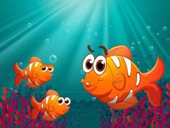तीन मछलियों की कहानी | Teen Machli Ki Kahani