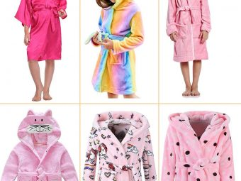 11 Best Bath Robes For Girls In 2021