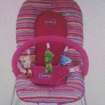 Babyhug Comfy Bouncer With Animal Print-Helps to calm babies-By vaishali_1112