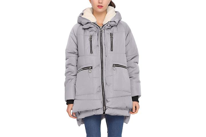 CHERFLY Women's Plus Size Jackets