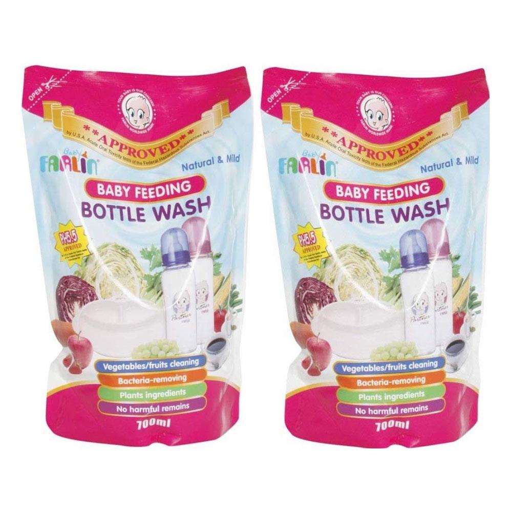 Farlin Anti-Bacterial Baby Liquid Cleanser