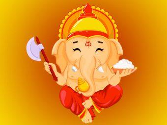 भगवान गणेश एकदंत की कथा | Ganesh Ek Dant Katha