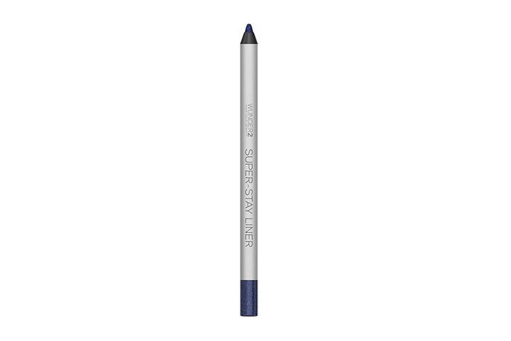 Glitter Navy Blue WUNDER2 SUPER-STAY LINER