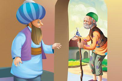 मुल्ला नसरुद्दीन और भिखारी   Mulla Nasruddin Aur Bhikari