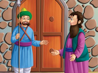 मुल्ला नसरुद्दीन की दावत | Mulla Nasruddin Ki Dawaat