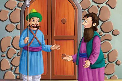 मुल्ला नसरुद्दीन की दावत   Mulla Nasruddin Ki Dawaat