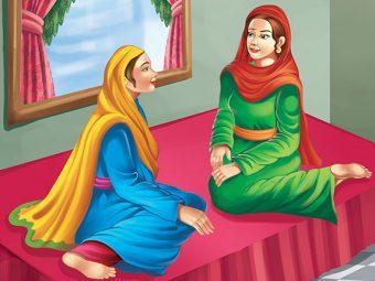 मुल्ला नसरुद्दीन की दो बीवियां | Mulla Nasruddin Ki Do Biwiyan