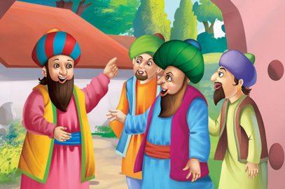 मुल्ला नसरुद्दीन का भाषण   Mullah Nasruddin Ka Bhashan