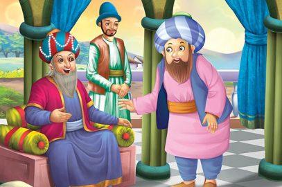 मुल्ला नसरुद्दीन की कहानी: रोटी क्या है?