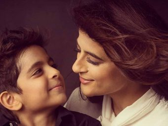 Tahira And Ayushmaan's Son, Virajveer Answers 'What Being Gay Means' To Him – Leaves Tahira And Everyone Teary-Eyed!