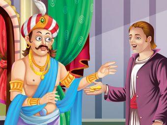 तेनालीराम की कहानी: तेनाली राम और जादूगर