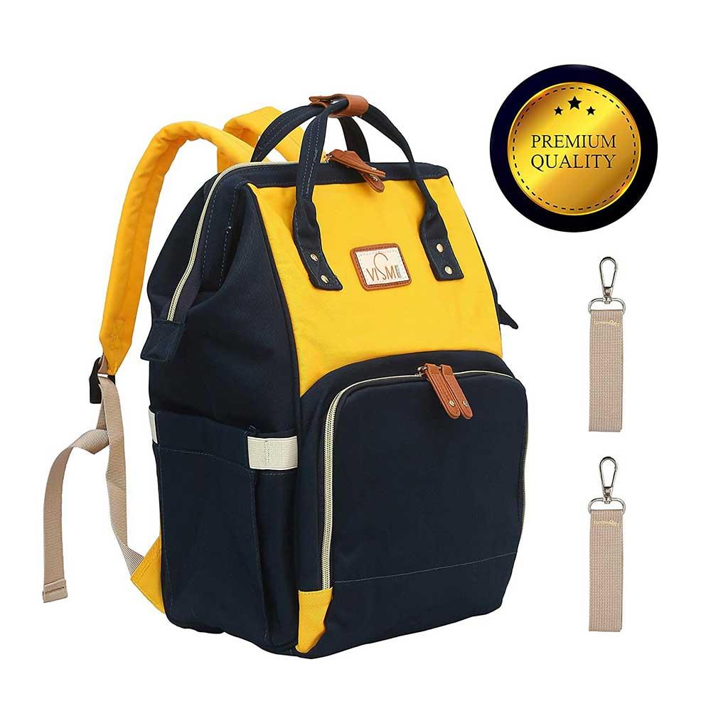 VISMIINTREND Diaper Bag Backpack