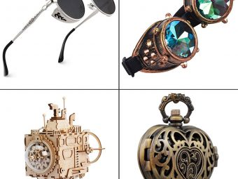 11 Best Steampunk Gifts For Women To Buy In 2021