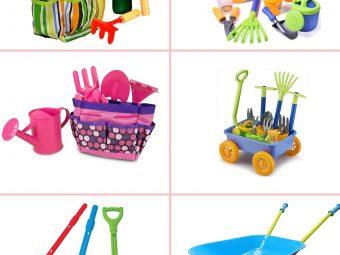 13 Best Gardening Tools To Buy For Kids In 2021