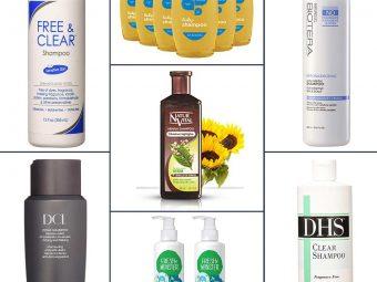 13 Best Hypoallergenic Shampoos To Buy In 2021