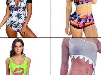 15 Funny Swimsuits For Women In 2021