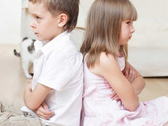 6 Causes Of Sibling Rivalry And Tips For Parents To Stop It