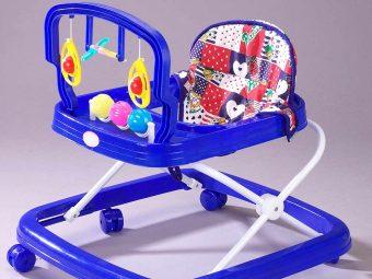 क्या बेबी वॉकर बच्चे के विकास में मदद करता है?    Baby Ko Walker Kab Dena Chahiye