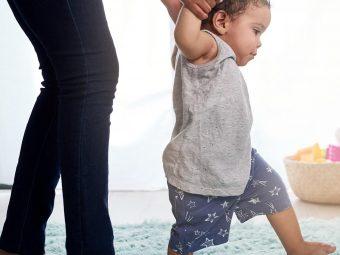 बच्चों को चलना कैसे और कब सिखाएं? | Bacha Kab Chalna Shuru Karta Hai