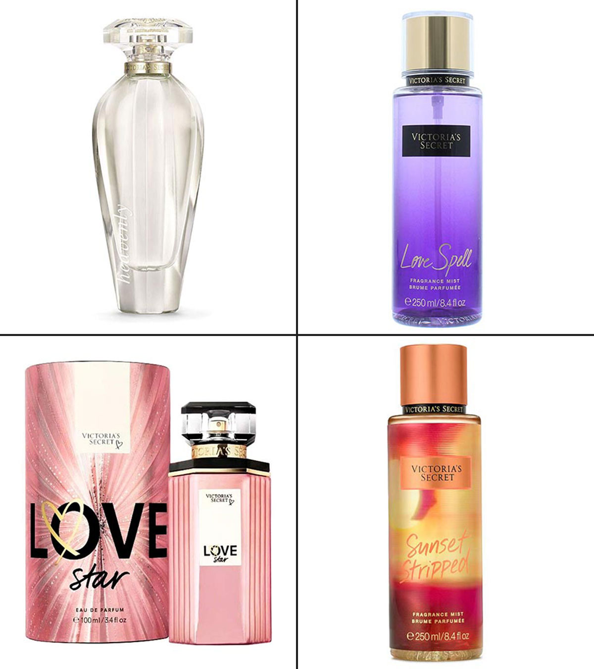16 Best Victoria S Secret Perfumes For Women In 2021