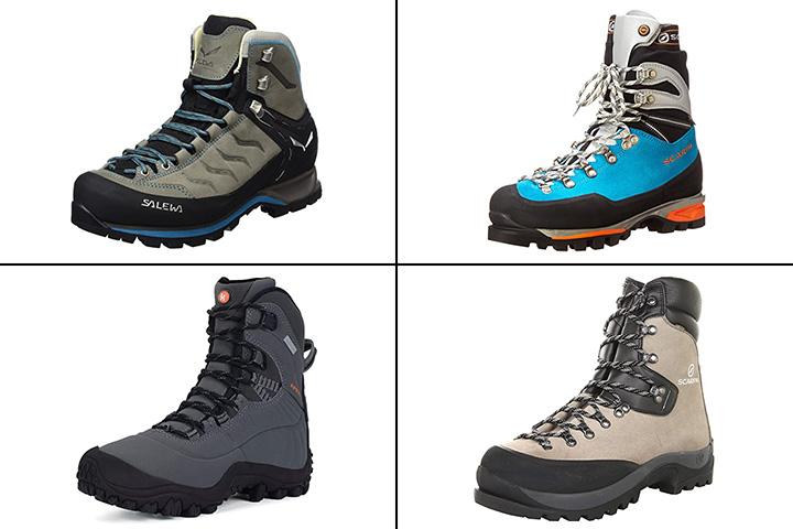 Best Women Mountaineering Boots