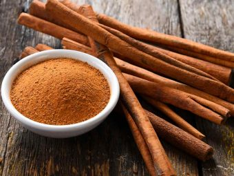 Cinnamon For Babies: Safety, Benefits And Ways To Include It