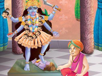 Tenali Rama Story: Goddess Kaali Maa's Gift To Tenali Rama