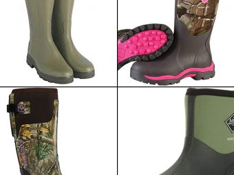 10 Best Hunting Boots For Women To Buy In 2021