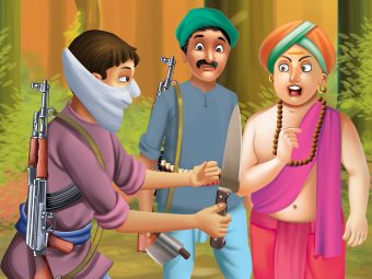 Tenali Rama Story: Tenali Rama And The Foolish Thieves