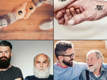 35 Unique Father-son Tattoo Ideas