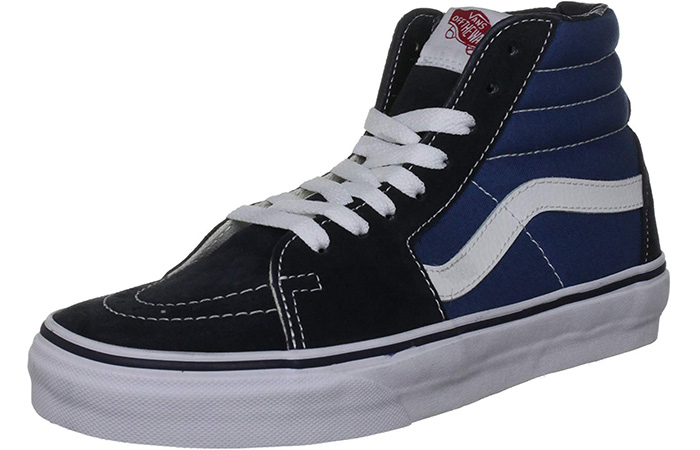 Vans Sk8- Hi Unisex Casual HighTop Skate Shoes