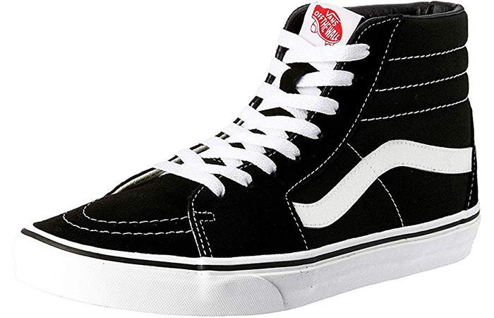 Vans Unisex Sk8- Hi Slim Women's Skate Shoe
