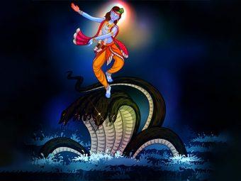 श्री कृष्ण और कालिया नाग की कहानी | Shri Krishna Aur Kaliya Naag