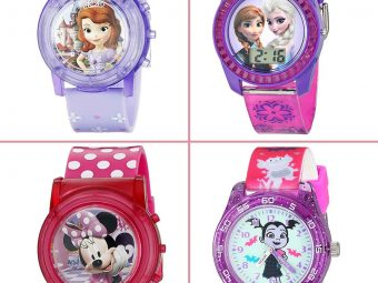 15 Best Disney Watches For Kids To Buy In 2021