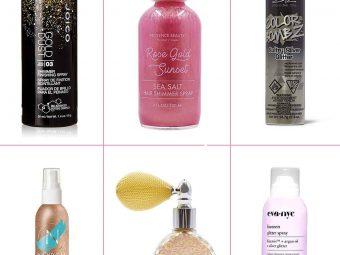 15 Best Glitter Hair Sprays To Buy In 2021