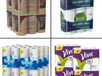15 Best Paper Towels to buy in 2021